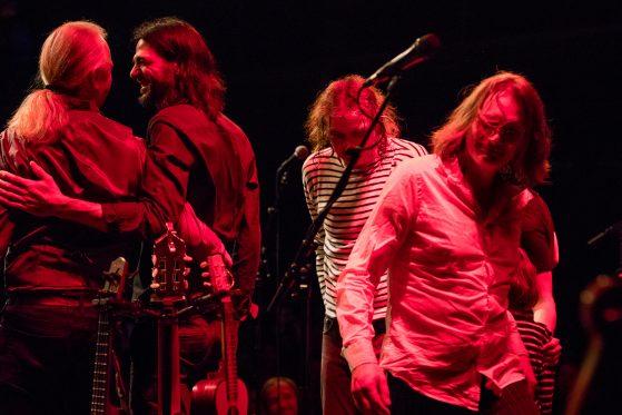 Wenzel & Band live am 08.12.17 im Kesselhaus Berlin, Copyright sanstories.com