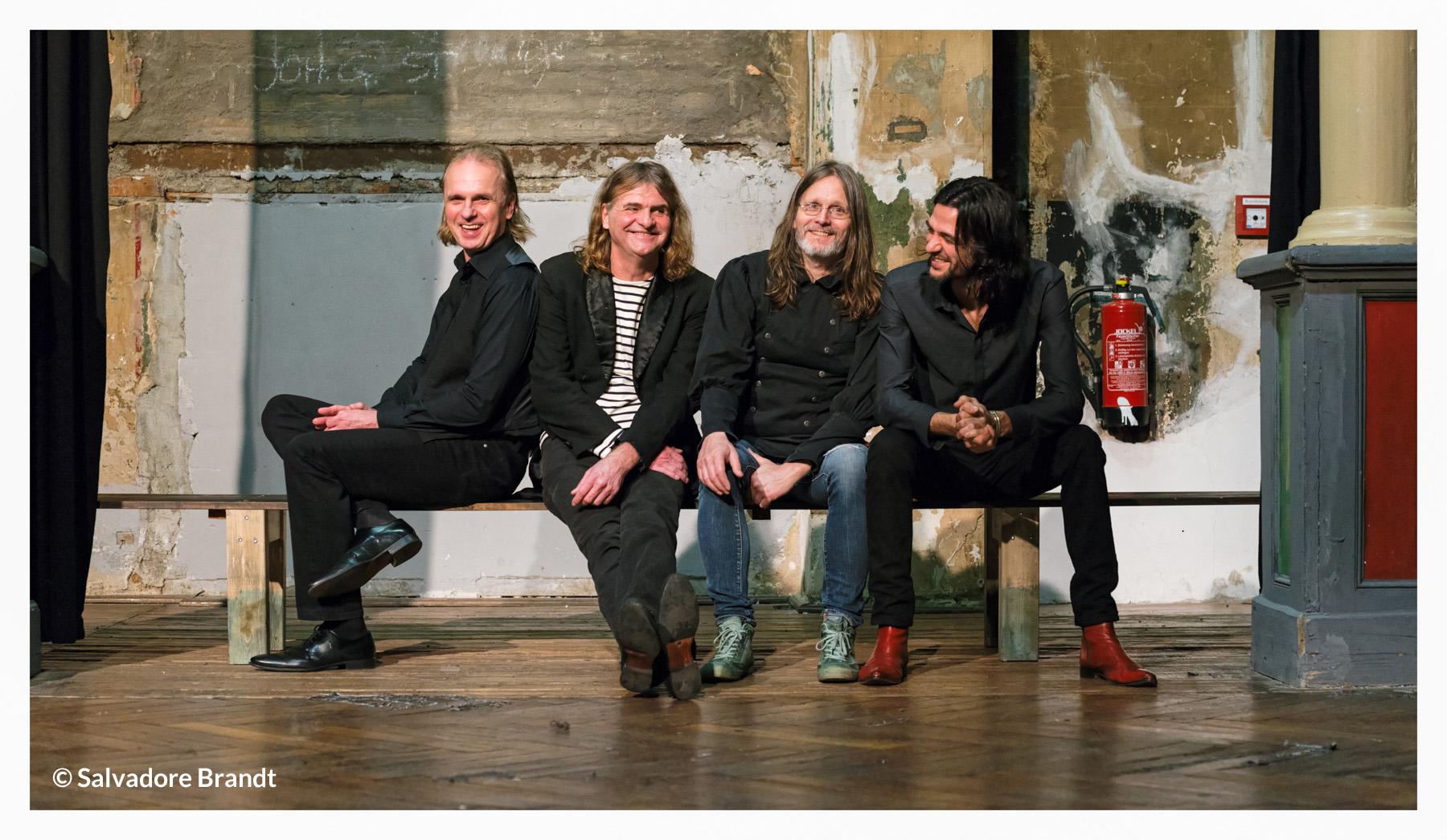 Wenzel & Band, ©Salvadore Brandt
