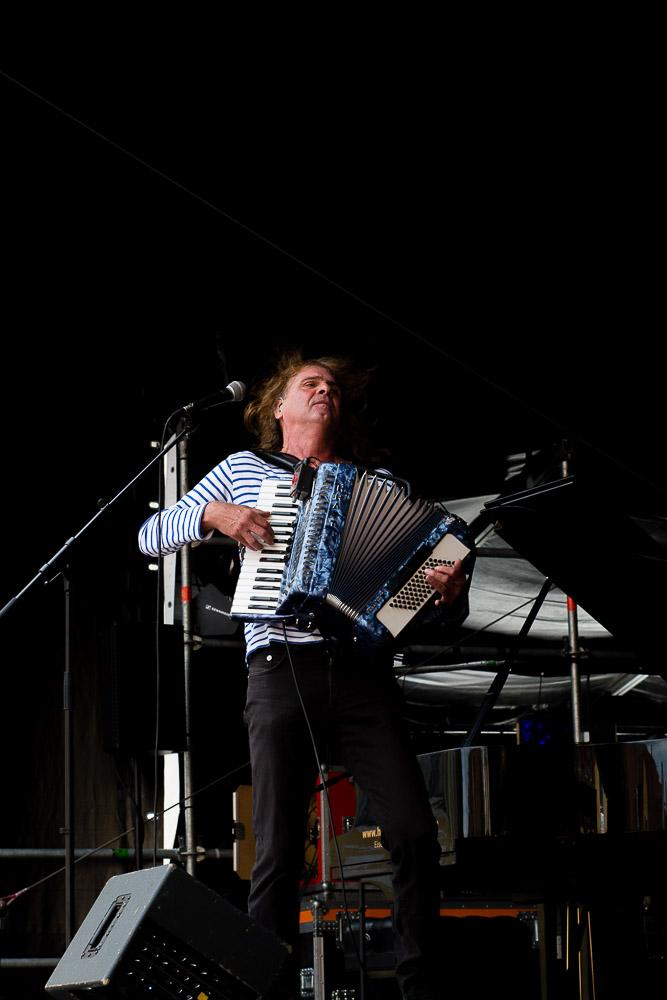Wenzel spielt beim Rudolstadt Festival©S. Buschow_sanstories.com