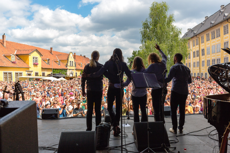 Am Ende des Konzerts_Wenzel & Band_Rudolstadt Festival©S. Buschow-sanstories.com