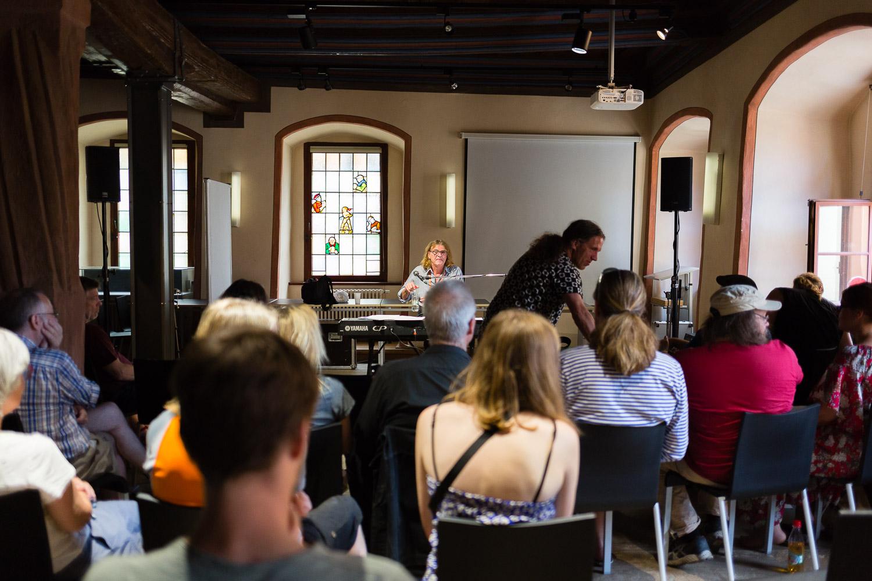 Workshop mit Wenzel_Rudolstadt Festival©S. Buschow-sanstories.com